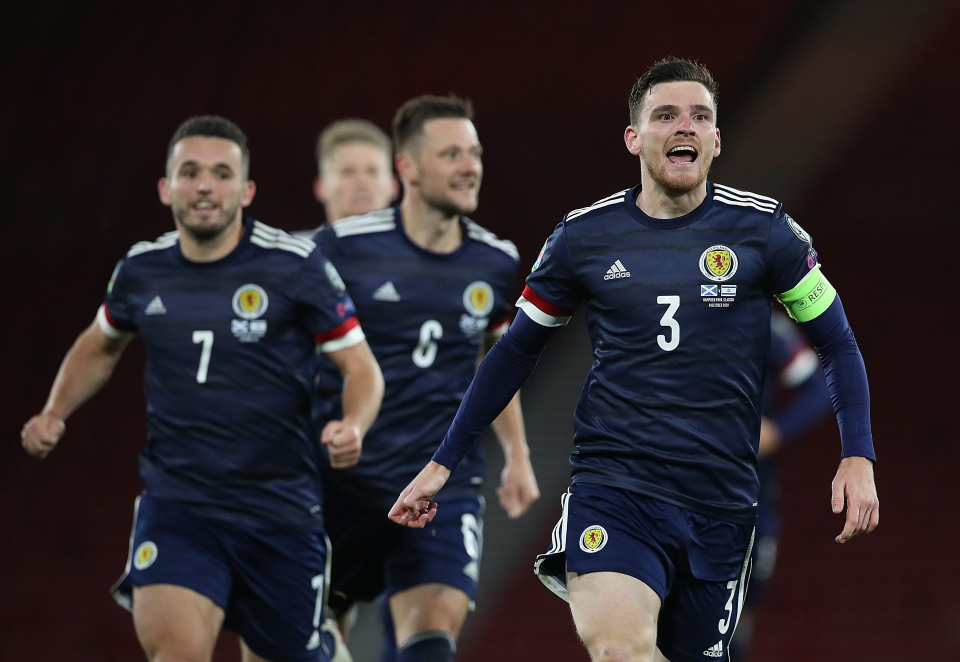 Scotland will be desperate to beat England in their group stage
