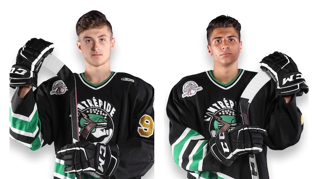 Two Gatineau residents selected in top 10 of 2021 QMJHL draft