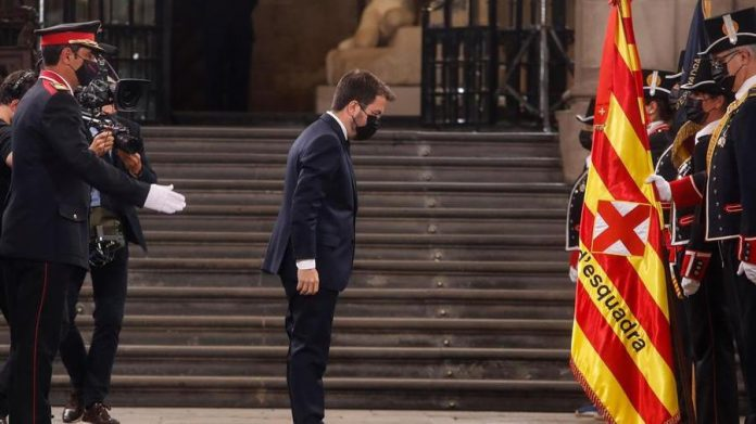 Catalonia and a time of practical independence
