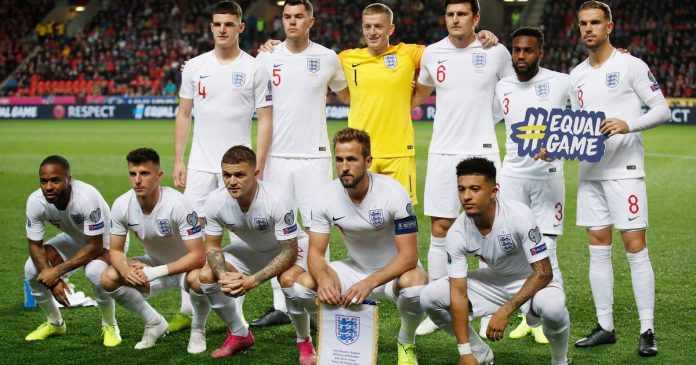 Euro 2020: England dream of the Grail on their own land - rts.ch