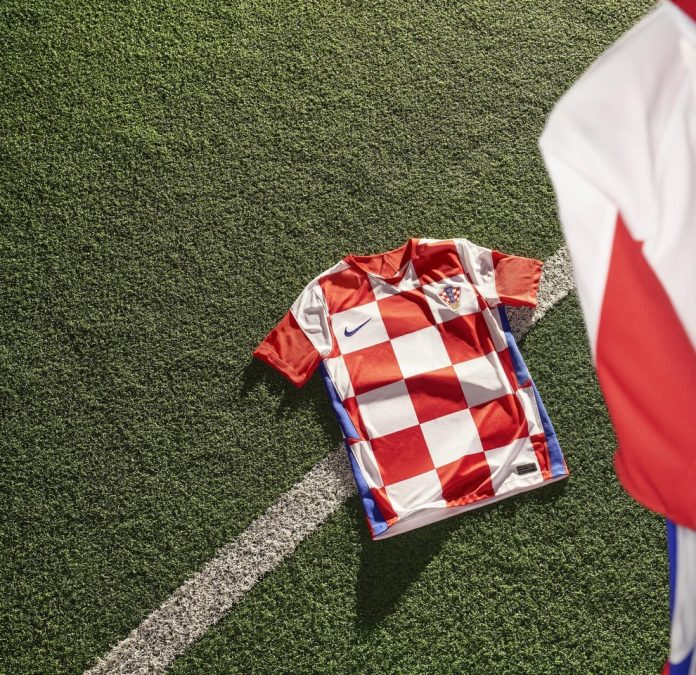 Euro2020: Card of the sponsors of the Croatian Football Federation