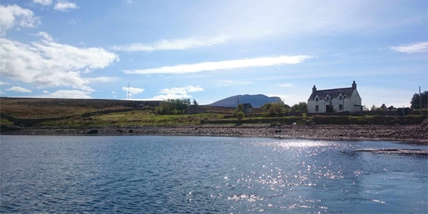 Here's an ad to be the keeper of a remote island in Scotland