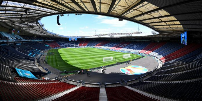 LIVE - EURO: Scotland returns after 23 years, Spain enters track
