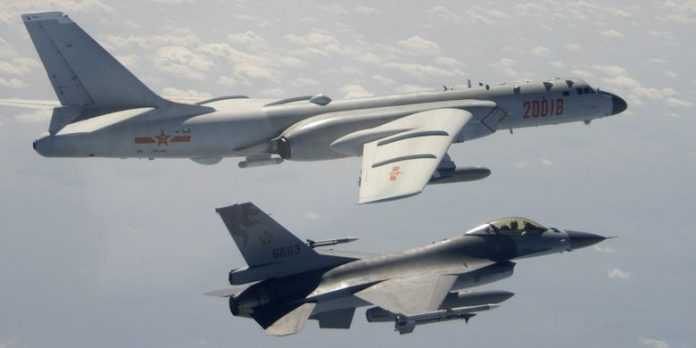 Malaysia deploys fighter jets to intercept 16 Chinese military aircraft