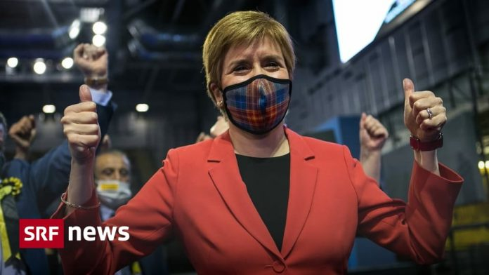 Parliamentary elections in Scotland - a clear victory for the SNP and increased pressure on London - News