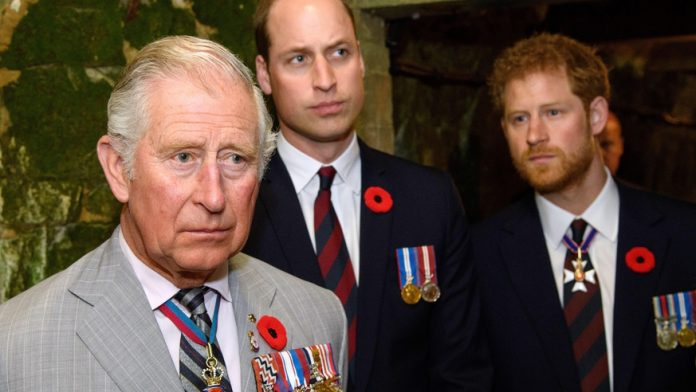 Prince Harry return: Charles should have no plans to meet his son