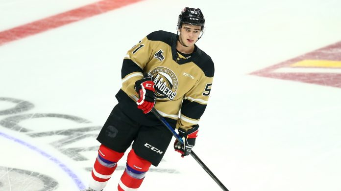 QMJHL: Lucas Cormier wins Emile-Bouchard Trophy, defenseman awarded with excellence