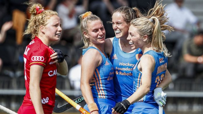 Red Panthers lose with honors against Netherlands in semi-final (3-1)