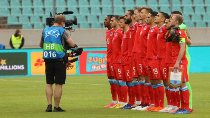 Rtl Today - Football: Luxembourg loses ten to Scotland