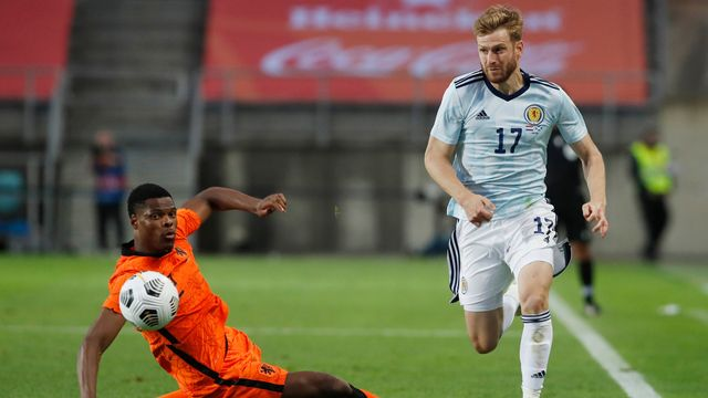 Scotland looking forward to an all-or-nothing game