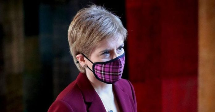 Scotland, separatists with an absolute majority of one seat.  London confirms Khan