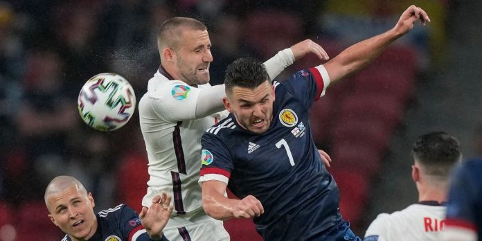 Scotland snatched a point against disappointing England (0-0)