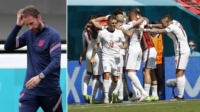 Southgate ready to make two major changes against Scotland