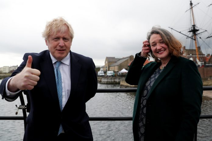 United Kingdom |  Boris Johnson comforted by victory in a Labor stronghold