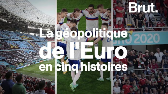 Video.  5 facts about the euro that go beyond football