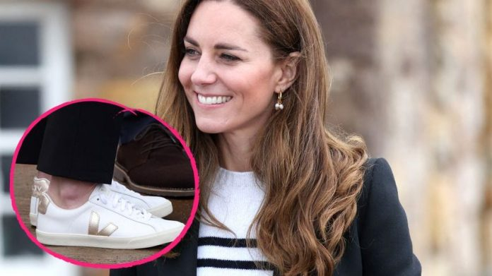 Was Kate's shoe design influenced by Meghan's?