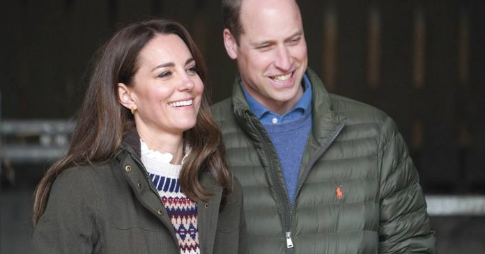 Will William and Kate soon be permanently in Scotland?
