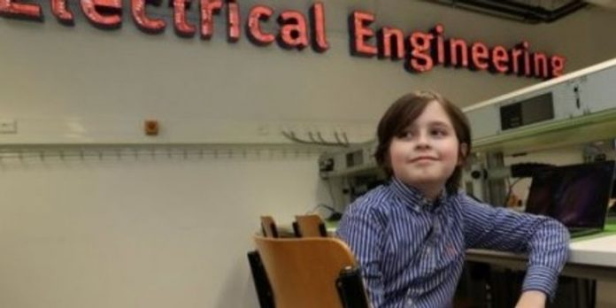 11 year old prodigy finished physics degree in nine months