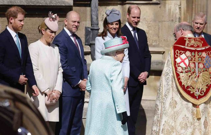 The new earthquake at the Royal Family, Buckingham Palace: They did it again!
