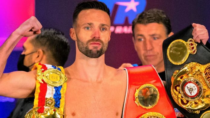 Josh Taylor vs Terrence Crawford employed by top ranked Bob Arum for Edinburgh - it will 'blow the lid on everything in the UK'  boxing news