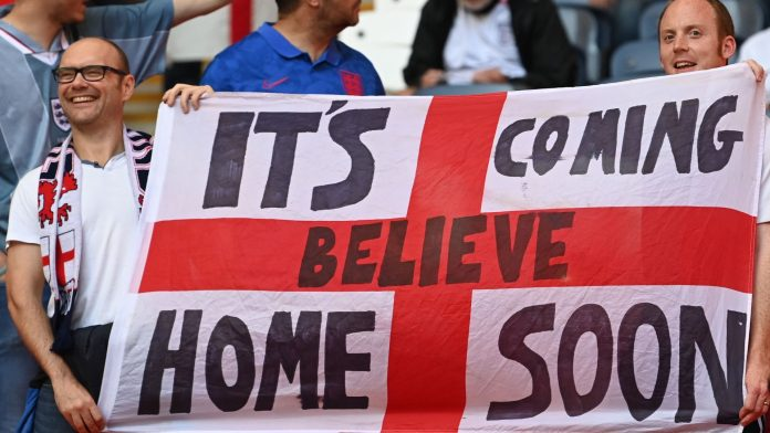 Three words that will anger millions as they watch the 2021 European Football Championship final between England and Italy