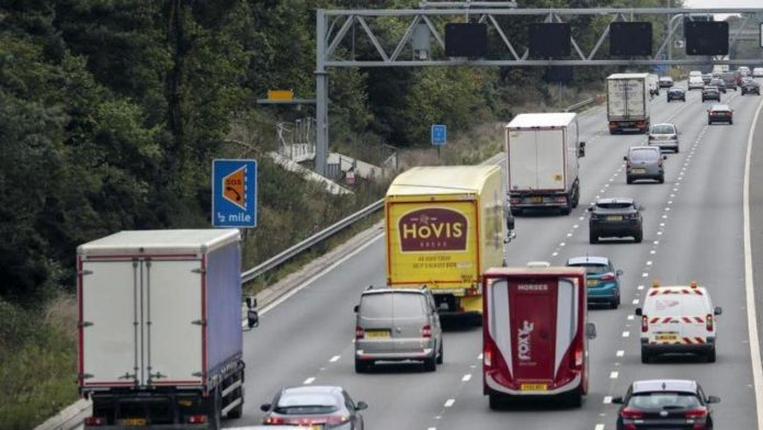 UK wants to ban diesel and gasoline trucks
