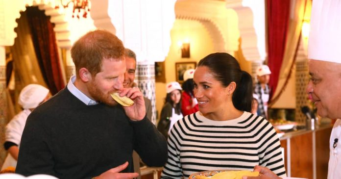 You'll Never Believe What Food the Royals Like to Order