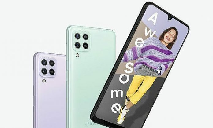 Galaxy A22 Duo supports creativity for youth