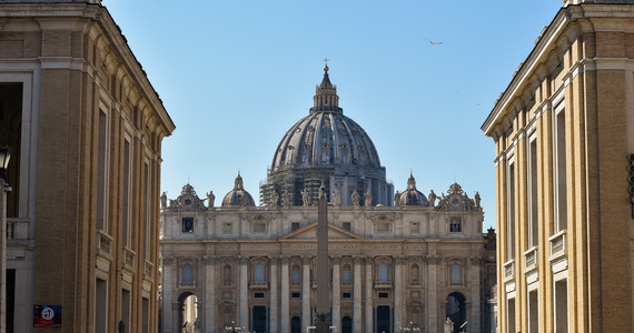 Vatican: The historic process has begun.  it is related to fraud