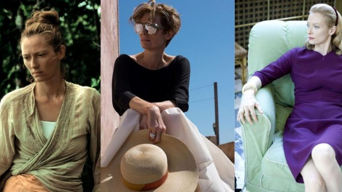 Tilda Swinton: Hardly any other actress is so versatile