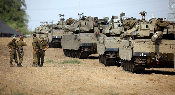 Israel canceled a military test conducted in Estonia