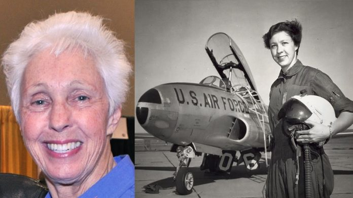 82-year-old aviator will be the oldest person to go to space