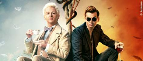 Good Omens: Supernatural and Lucifer as a new Amazon series mix