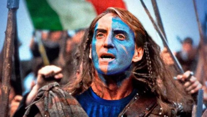 Anger is stubborn, Scotland will support Italy, not England