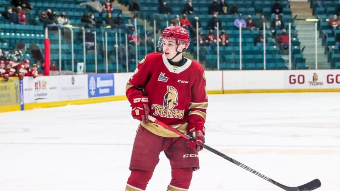 Draft: Canadian Kidd turns to QMJHL three times with Trudeau, Roy and Simoneau