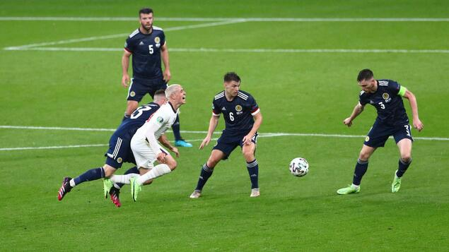 Draw against Scotland: England miss out on early jump in last 16