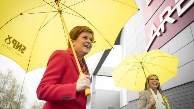 Election winner announces referendum: Scotland on long road to secession