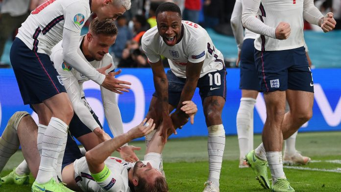 Euro 2021: English press rejoices after Three Lions qualify in final