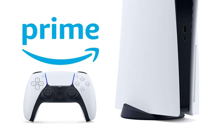 Exclusive exclusive for PS5, Amazon Prime customers