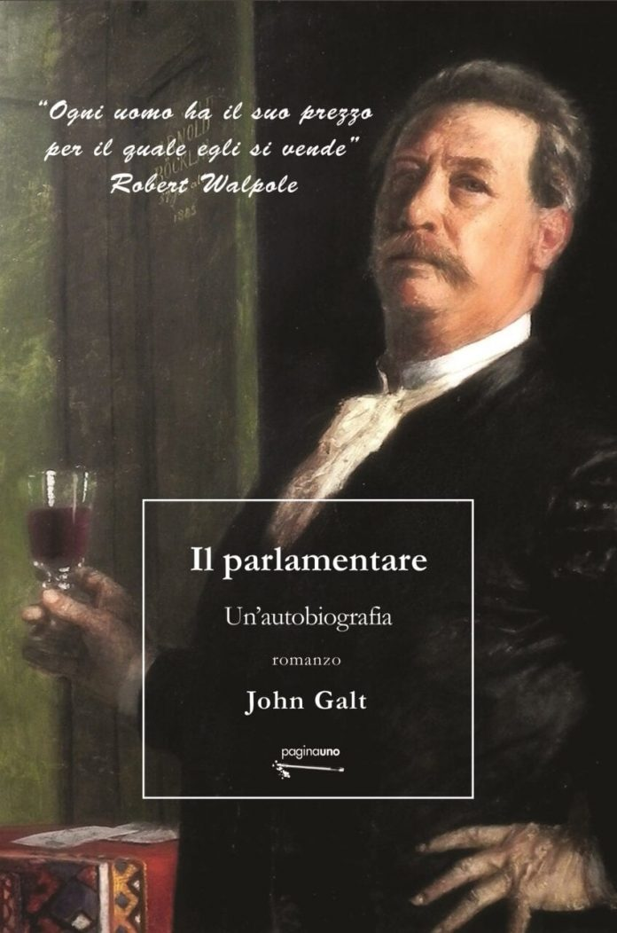 Finally in the Italian novel The Parliament of the Scottish by John Galt.  From 29th July |  Ed.  page one