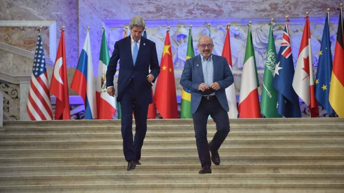G20 Paris seeks to act beyond climate goals