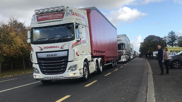 Great Britain wants to ban diesel and gasoline trucks from 2040