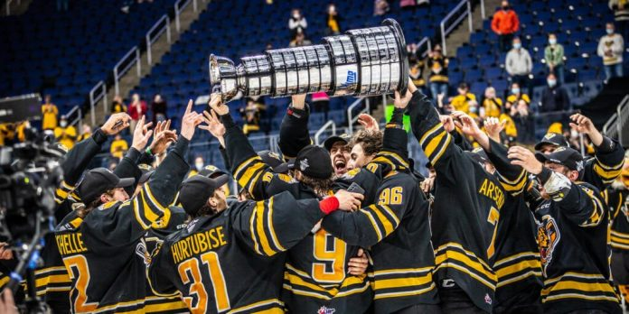How the QMJHL managed to make a season in the midst of a pandemic, and what it means for the draft - The Athletic