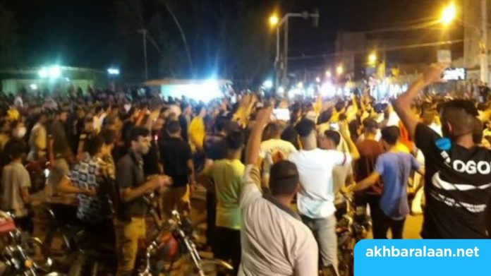 Iranian security forces shot protesters in Ahwas