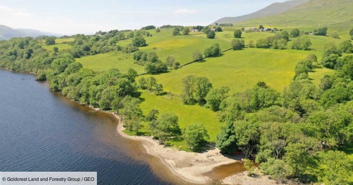 Scotland: a haunted village whose private beach is on sale for 145,000 euros!