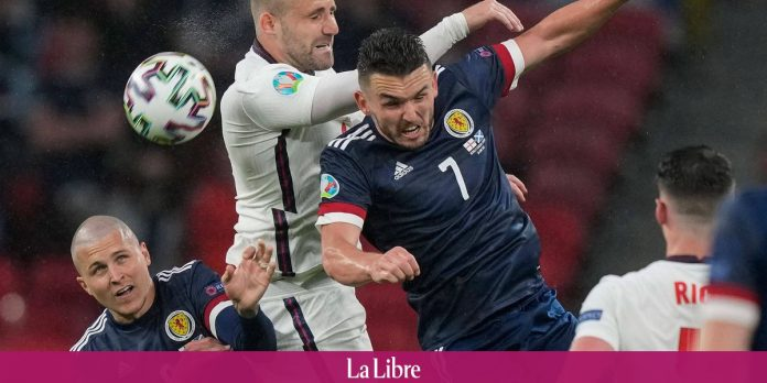 Scotland snatched a point against a disappointing England (0-0)