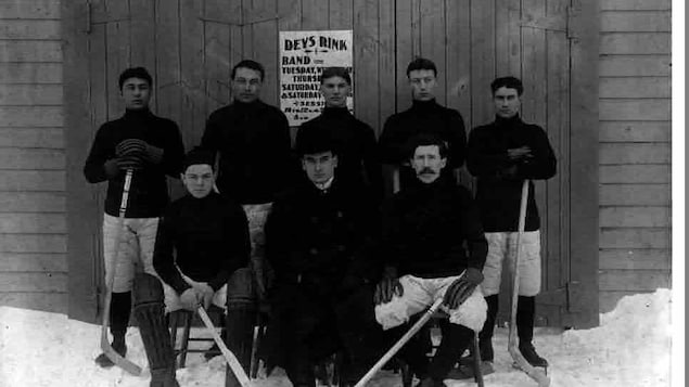 The story of the Yukon team that challenged the Stanley Cup champions in 1905