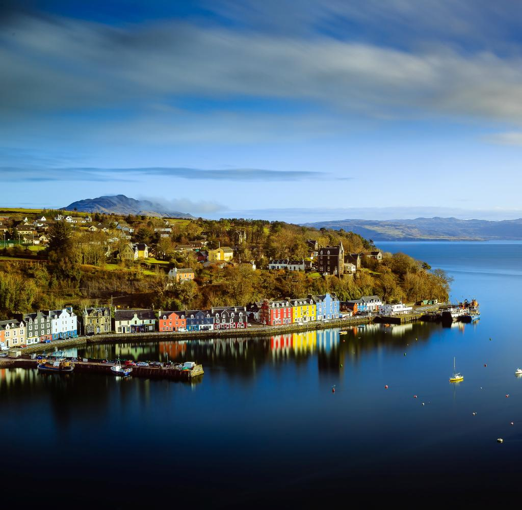 Scottish government offers £50,000 to live on the island