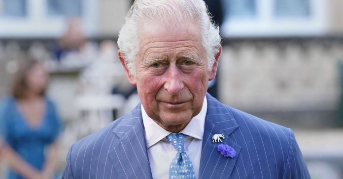 Prince Charles's urgent appeal to the world: