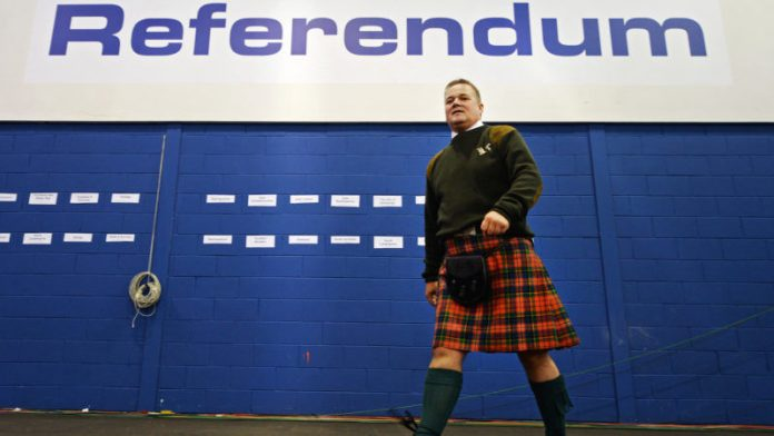 Britain's post-Brexit era begins with the issue of Scottish independence - EURACTIV.com